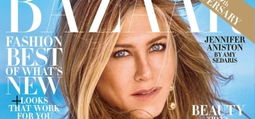 Jennifer Aniston: 'Every house I go to, I have a healer or a medium come through'