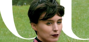 Rooney Mara covers Vogue: 'It doesn't matter what other people think'