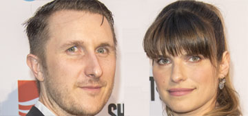 Lake Bell's husband got a tattoo of her name nine days after they met