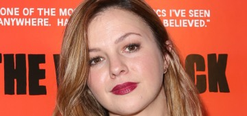 Amber Tamblyn wrote a NYT op-ed about the need to believe female victims