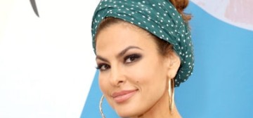 Eva Mendes: 'Esmeralda mostly speaks Spanglish right now, it's really cute'