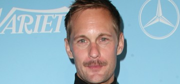 2017 Emmys Open Post: Hosted by Alex Skarsgard's questionable mustache