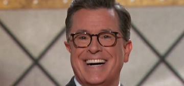 Emmys recap: Stephen Colbert & Sean Spicer get political, #DCPublicSchools