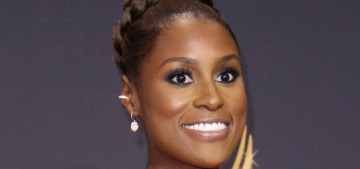 Issa Rae's controversial Vera Wang sleeves at the Emmys: fine or tragic?