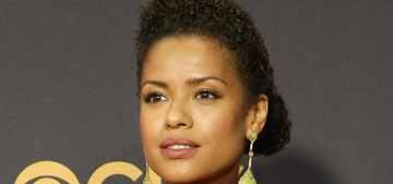 Gugu Mbatha-Raw in Boss at the Emmys: perfection or needs more nostalgia?