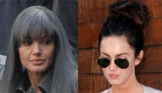 Megan Fox hates 'Middle America', Angelina Jolie is annoyed with comparisons