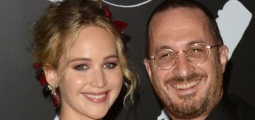 Darren Aronofsky: 'mother!' is a punk movie, we're 'holding up a mirror' to society