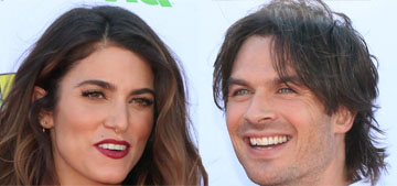 Ian Somerhalder threw out Nikki Reed's birth control pills to get her pregnant