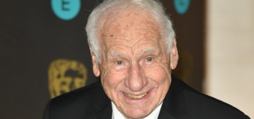 Mel Brooks: We've 'become stupidly politically correct, which is the death of comedy'