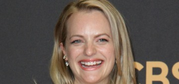 Did Elisabeth Moss cuss a lot at the Emmys because of Scientology's 'tone scale'?