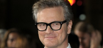 Colin Firth sought & received Italian citizenship after the 'disaster' of Brexit
