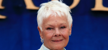 Judi Dench: 'Once you have one tattoo you want a lot more'