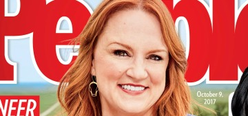 People Mag wants 'The Pioneer Woman' Ree Drummond to be the next big thing