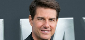Tom Cruise denies having an ass of lies: 'There was no prosthetic in Valkyrie'