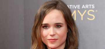 Ellen Page has Kristen Wiig's name tattooed on her arm