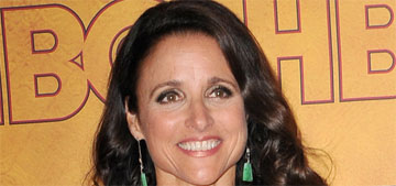 Julia Louis Dreyfus announces breast cancer diagnosis, calls for universal health care