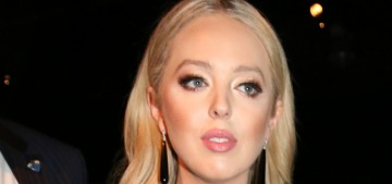 Tiffany Trump, 23, doesn't get an 'allowance' from her dad, he just gave her an apartment