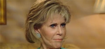 Jane Fonda on Megyn Kelly bringing up plastic surgery: 'the wrong time and place'