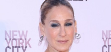 Sarah Jessica Parker wore a bad Monse, says SATC 3 movie isn't happening now