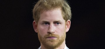 Prince Harry was 'evidently delighted' to see his future mother-in-law Doria