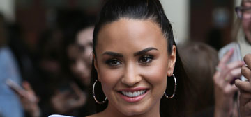 Demi Lovato on hitting rock bottom, getting sober after many interventions