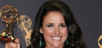 Julia Louis-Dreyfus thanks fans for their support after her cancer diagnosis