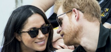 E!: Prince Harry & Meghan Markle are 'as good as engaged now' so just do it!!
