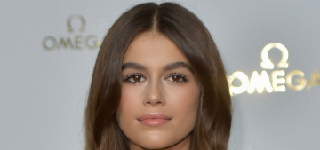 Kaia Gerber follows in her mom's footsteps down the Chanel runway