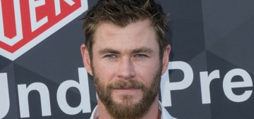 Chris Hemsworth: Elsa Pataky has 'certainly given up more than I have'
