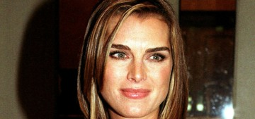 Brooke Shields reveals that Donald Trump tried to hit on her in the 1990s