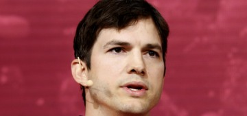 Ashton Kutcher, gun owner, on gun control: 'no body needs these weapons'