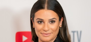 Star: Is Lea Michele sending herself flowers on 'The Mayor' set every day?