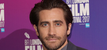 Jake Gyllenhaal is the face of Calvin Klein's new fragrance campaign