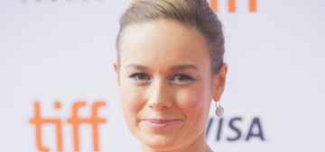Brie Larson: 'I merely smiled at a TSA agent and he asked for my phone number'
