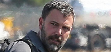 US Weekly: Ben Affleck is in outpatient treatment for alcohol addiction