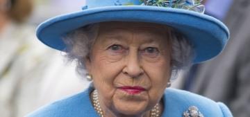 Queen Elizabeth hates garlic, but loves dark chocolate & cornflakes