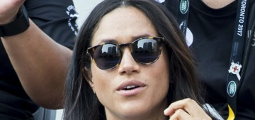 Did Meghan Markle get some kind of 'Kate Middleton deal' when leasing a VW?