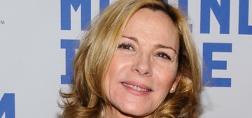 People: Kim Cattrall 'is the one who creates the drama' & won't 'take responsibility'