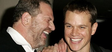 Matt Damon helped Harvey Weinstein shut down a NYT exposé in 2004