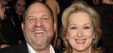 Meryl Streep on 'disgraceful' Harvey Weinstein: 'The behavior is inexcusable'