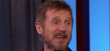 Enquirer: Liam Neeson roamed hall of hotel naked, an employee is shopping video