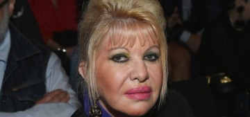 Ivana Trump & Melania Trump are cat-fighting like the Real Housewives of Bigly