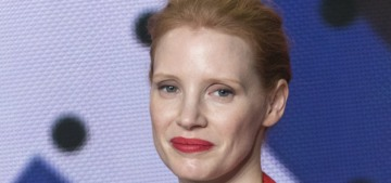 Jessica Chastain: 'I was warned from the beginning' about Harvey Weinstein