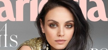 Mila Kunis has 'hope' for America: 'None of this is permanent, this is a phase'