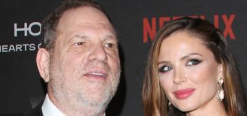 People: Georgina Chapman & Harvey Weinstein's split is 'inevitable'