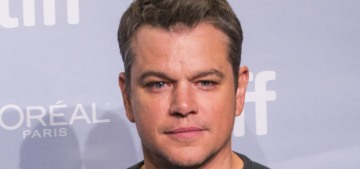 Matt Damon: 'I am not the story here. The story is these women & what happened'