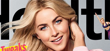 Julianne Hough on her endometriosis: 'It hurts so bad. It's ongoing'