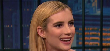 Emma Roberts named as other party in Hayden Christensen Rachel Bilson split