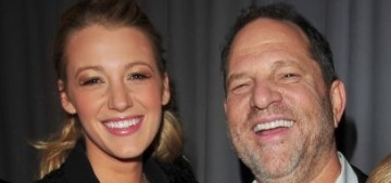 Blake Lively on Harvey Weinstein: 'I never heard any stories like this'