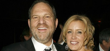 Felicity Huffman: Harvey Weinstein forced me to wear Marchesa in 2005